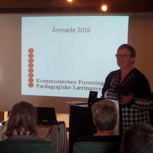 Liselotte Hillestrøm - KFPL Årsmøde 2016