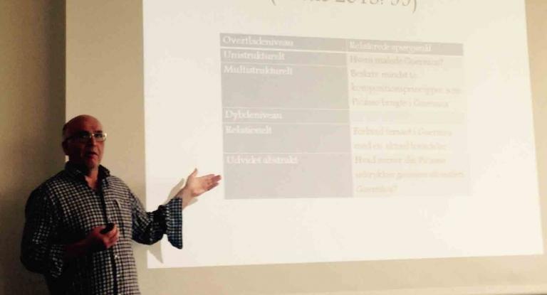 Ugens artikel - uge 49, 2016: Keld Skovmand på konsulentkonferencen