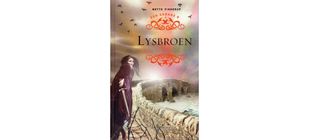 """Anmeldelse af sidste bind i Mette Finderups serie """"Den grønne ø"""""""