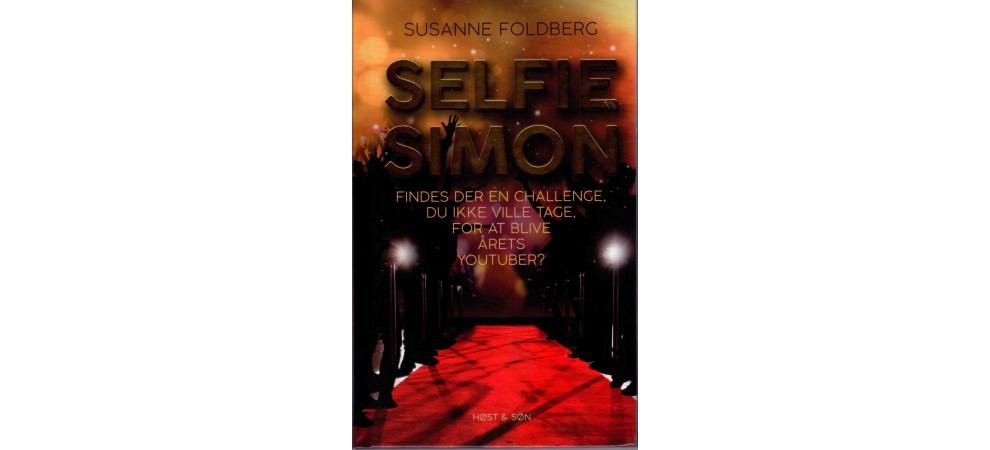 Anmeldelse af Susanne Foldbergs to bøger om Selfie-Simon