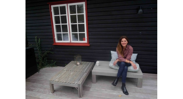 Interview med Trine May