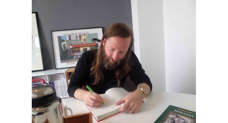 Interview med John Kenn Mortensen