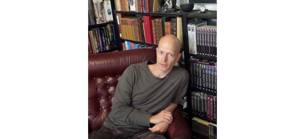 Interview med Kenneth Bøgh Andersen